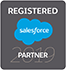 REGISTERED salesforce PARTNER